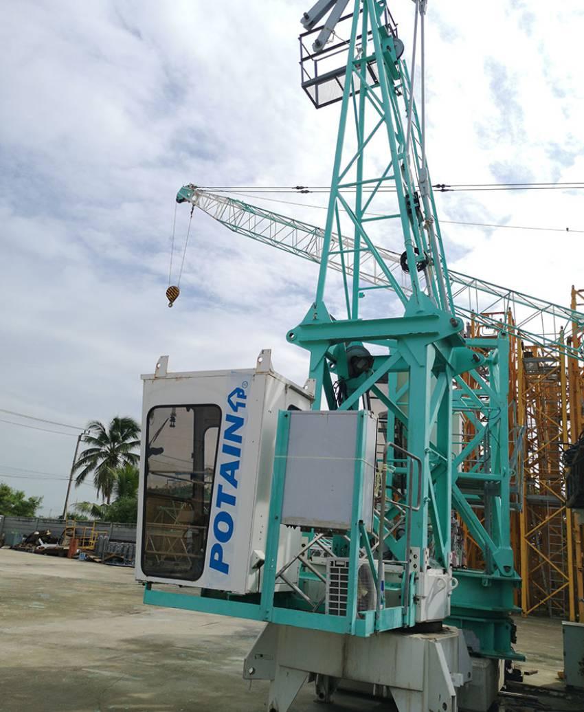 Tower Crane Potain ម៉ាក SP 185 A-10
