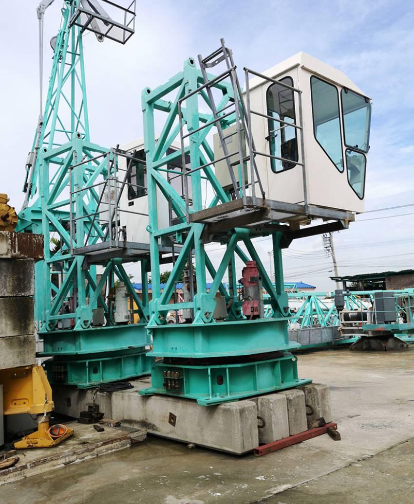 Tower Crane Terex comedil  ម៉ាក CTT 141-6